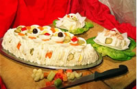Antipasto d'insalata russa