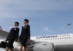 Lufthansa Italia inizia i voli da Malpensa