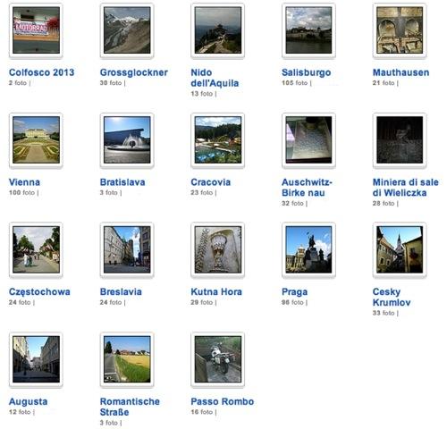 Tutte le foto del viaggio in moto in Europa Centrale