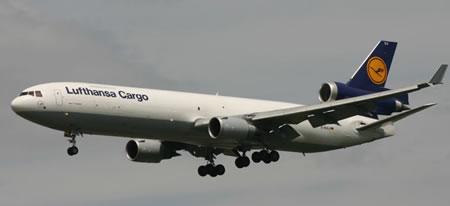 Lufthansa Cargo ha iniziato ad operare da Malpensa